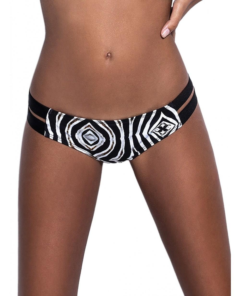 d2ed4289af4 Μαγιό BLUEPOINT Zebra Bikini Κανονικό - Λωρίδες Ανοίγματα ...