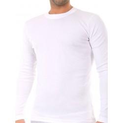 ανδρικό t-shirt apple 410560 λευκό
