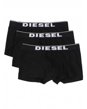 DIESEL Damien Boxers - Logo Diesel - Πακέτο με 3 - Χειμώνας 2019/20