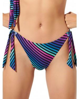 μαγιό bikini blu4u 2036544-02 μπροστά