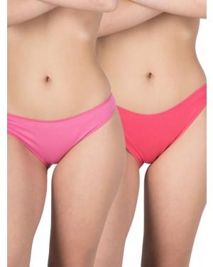 Σλιπ Bikini GK - Κανονικό Κοφτό -  Απαλό Modal Βαμβάκι - Αόρατα Λάστιχα