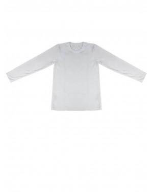 παιδική ισοθερμική μπλούζα gkapetanis 9100 λευκό