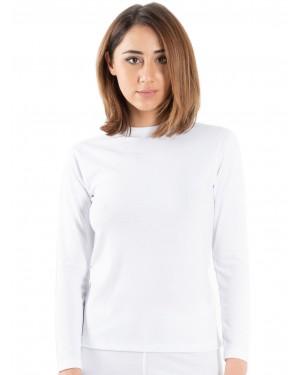 ισοθερμική μπλούζα gkapetanis 9400 λευκό