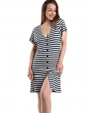 φόρεμα beachwear harmony 58648 μπροστά