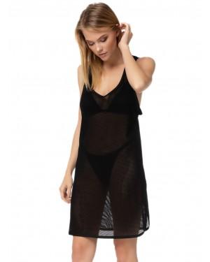 γυναικείο φόρεμα beachwear minerva 51783 μπροστά