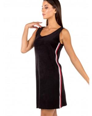 γυναικείο φόρεμα beachwear minerva 51802-045 μπροστά
