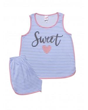 παιδική πυτζάμα minerva sweet 61813-631