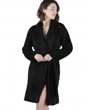 γυναικεία ρόμπα fleece rachel 12224