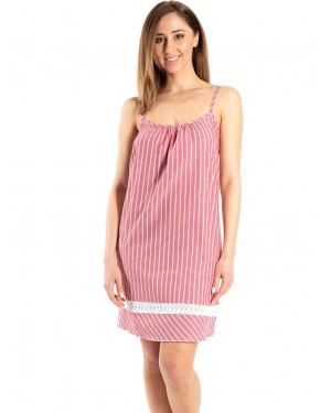 φόρεμα rachel 12357 μπροστά