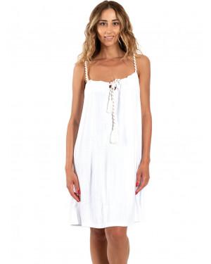 beachwear rachel 12568 λευκό