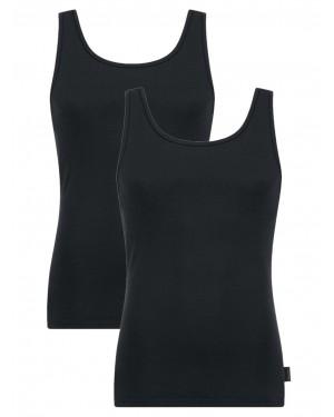 SLOGGI 24/7 SH02 Vest - Αντρική Φανέλα με Τιράντα - Ελαστικό Βαμβάκι - 2 Τεμάχια