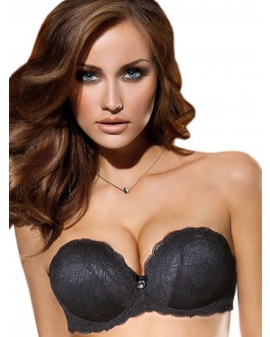 Σουτιέν Lormar EXTRA PIZZO Strapless Super Push Up  + 2 νούμερα