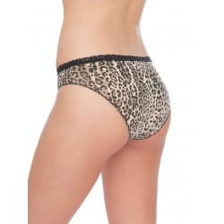 Γυναικείο Bikini Κανονικό MINERVA 979 - Φυτικό Modal & Δαντέλα - Smart Choice FW20/21