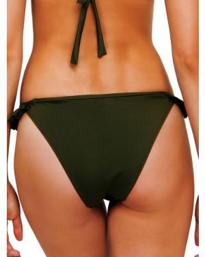 Μαγιό BLU4U 936503-15 Bikini Whim Κανονικό Κοφτό - Σχέδιο Βολάν - Καλοκαίρι 2019