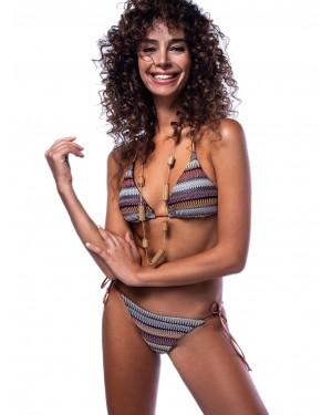 Μαγιό BLUEPOINT Brazilian Bikini Sun Kissed - Πλεχτό Lurex - Χωρίς Ραφές - Καλοκαίρι 2020