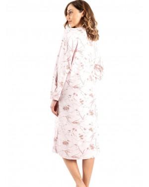 γυναικείο νυχτικό bonne nuit 9742 pink πίσω