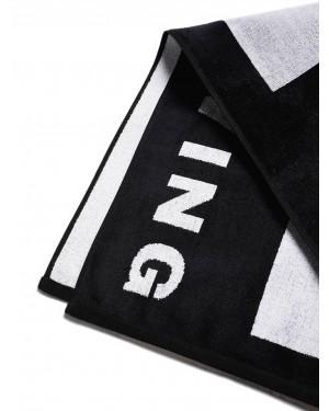 DIESEL Πετσέτα Θαλάσσης - 100% Βαμβακερή - Επιβλητικό Logo - Καλοκαίρι 2020