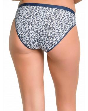 DIM Γυναικεία Σλιπς Les Pockets Cotton 84J - Βαμβακερά - Πακέτο με 3 - Καλοκαίρι 2019