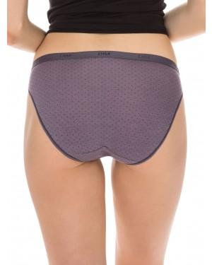 DIM Γυναικεία Σλιπς Les Pockets Cotton - Βαμβακερά - Πακέτο με 3 - DP6