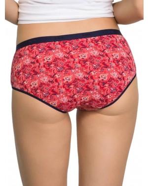 DIM Γυναικεία Boxers Les Pockets Cotton 8TQ - Βαμβακερά - Πακέτο με 3