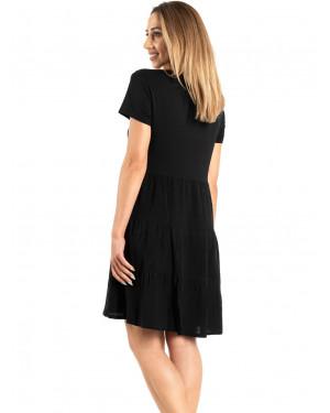 beachwear harmony 500614 black πίσω