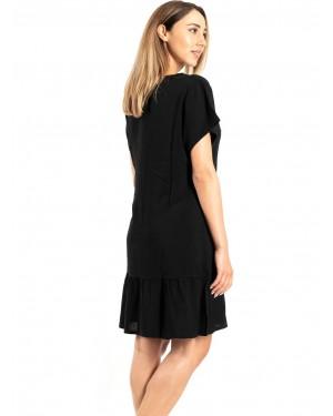beachwear harmony 500617 black πίσω
