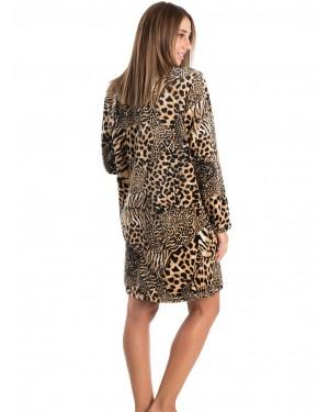 KARE Ρόμπα Πολυτελείας - Ζεστό & Απαλό Fleece - Animal Σχέδιο - Smart Pick 19/20