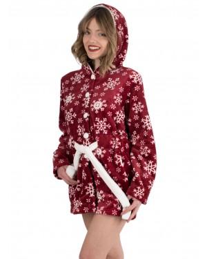 Ρόμπα Πολυτελείας Kare - Ζεστό & Απαλό Fleece - Animal Σχέδιο - Χειμώνας 19