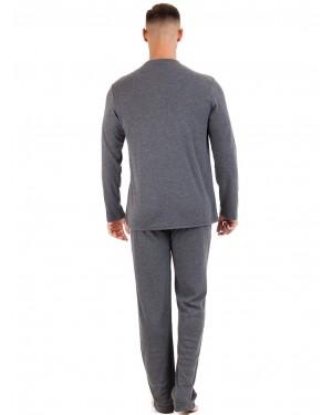 Ανδρική Πυτζάμα Homewear KARE - 100% Βαμβακερή - tp003