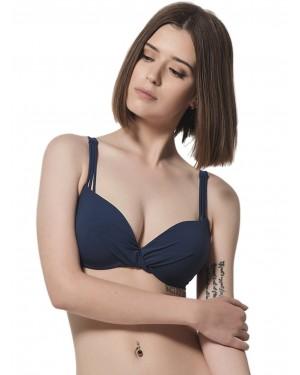 d5d90a83abb0 Μαγιό LUNA Blue Sense Bra για Μεγάλο Στήθος - Ενίσχυση   Μπανέλα -  Καλοκαίρι ...