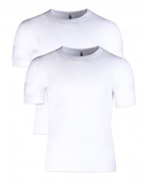 ανδρική φανέλα minerva sporties 12013 λευκό