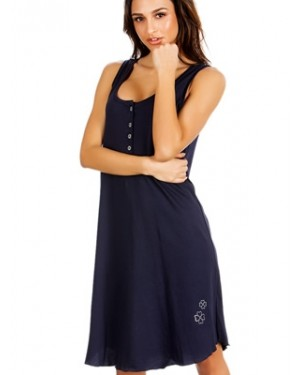 Γυναικείο Νυχτικό MINERVA Maternity - 100% Βαμβακερό - Νέα Μαμά - Smart Pick SS20