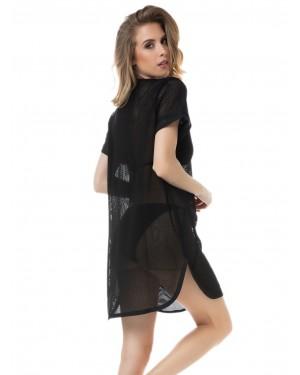 γυναικείο φόρεμα beachwear minerva 51782-045 πίσω