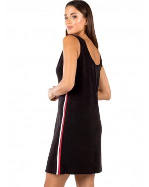 γυναικείο φόρεμα beachwear minerva 51802-045 πίσω