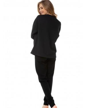 γυναικεία πυτζάμα minerva 51913-104 πίσω