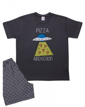 Παιδική Πυτζάμα MINERVA Pizza - 100% Αγνό Βαμβάκι - Καλοκαίρι 2021