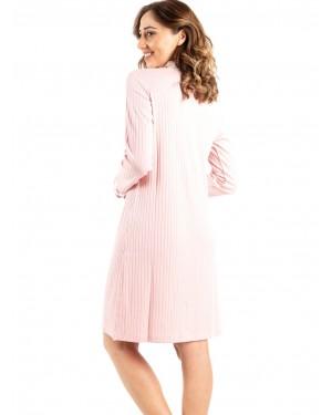 γυναικείο νυχτικό bonne nuit 9724 pink πίσω