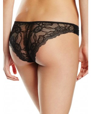 σλιπ pretty polly pdl006 black πίσω