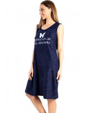 γυναικείο φόρεμα rachel 12344 πλάι