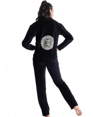 γυναικεία φόρμα rachel 12689 πίσω