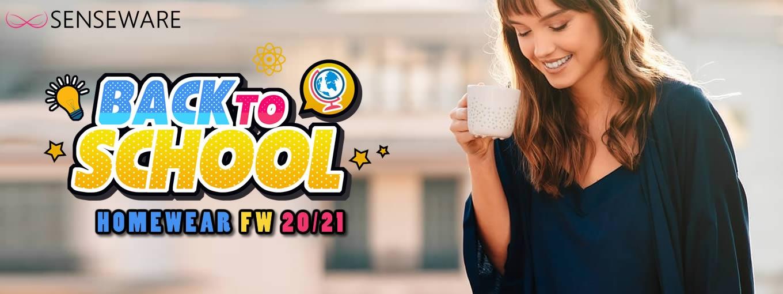 BACK TO SCHOOL HOMEWEAR FW20-21