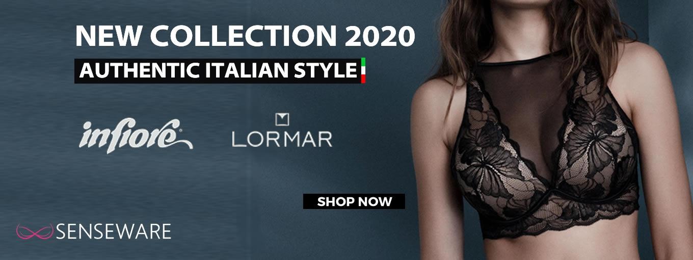 LORMAR - Infiore Italian Lingerie SS20