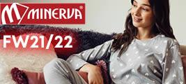 Homewear Πυτζάμες Minerva FW21/22